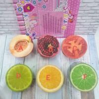 Squishy Jumbo Fruit Series