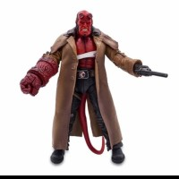 Action Figure hellboy Golden army Hell Boy Damage Version