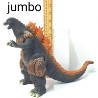 Action Figure Godzilla Burning Jumbo monster Kaiju PVC Vinyl 28 cm