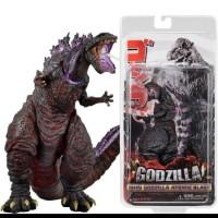 Neca King of the Monsters Godzilla Shin Atomic Blast Action Figure