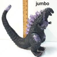 Monster Godzilla Shin purple Atomic Vinyl Action Figure Mainan Anak