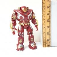 hulkbuster endgame action figure avengers mainan anak hulk
