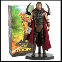 Team of prototyping Thor Ragnarok Sultur Head Crazy Empire toys