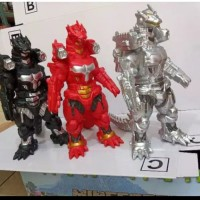 MechaGodzilla Kaiju Godzilla Battle Kiryu Figure Mecha Godzilla