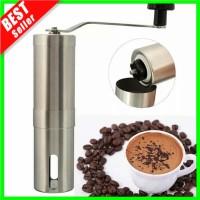 ✅COD Alat Penggiling Biji Kopi Coffee Bean Grinder Stainles Steel
