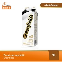 Susu Greenfields Fresh Jersey 1L