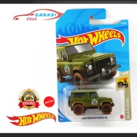 Hotwheels Land Rover Defende 90 Hot Wheels Lot B 2021