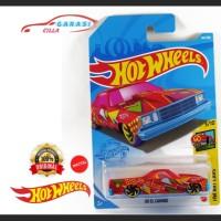Hotwheels 80 El Camino Merah Hot Wheels Lot B 2021