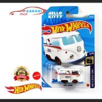 Hotwheels Volkswagen kool Kombi Hello Kitty Hot Wheels Lot B 2021