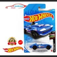 Hotwheels Corvette Grand Sport Roadster Hot Wheels Lot B 2021