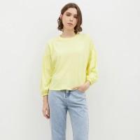 NONA Basic Tee Long Sleeve Yellow