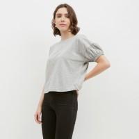 NONA Basic Tee Short Sleeve Grey