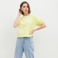 NONA Basic Tee Short Sleeve Yellow
