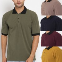 KAYSER LUZMAN baju kerah pria premium polo shirt premium