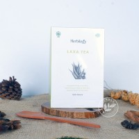 Herbilogy Laxa Tea 20 Tea Bags Teh