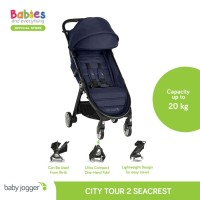 Baby Jogger City Tour 2 - Navy NAVY