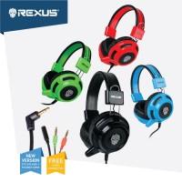 Rexus Headset Gaming Vonix F26M / F-26M single jack