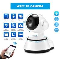 SMART CCTV WIFI V380 IP CAMERA WIRELESS PHONE AUDIO GU JS0394