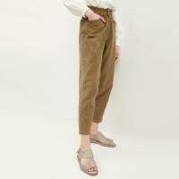 NONA Corduroy Pants Matcha