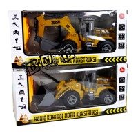 Mainan Anak Remote Control Mobil Konstruksi RC Construction Car Truk
