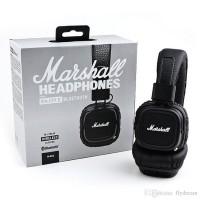 Marshall Major II BT Bluetooth Headphone Marshall Major - BONUS POUCH