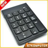 Wireless Numpad Numeric Keyboard Numerik Keypad Wireless Tanpa Kabel