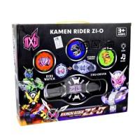 Mainan Anak Sabuk Kamen Rider ZI O Ride Watch Ziku Driver Belt