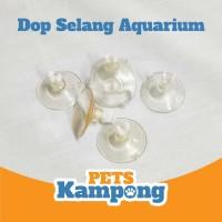 Dop Selang Tempel Aquarium