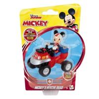 Mainan Anak Disney Junior Die Cast Mickey Mouse Rescue Squad Mobil ATV