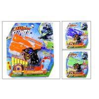 Mainan Anak Super Shoot Soft Bullet Nerf Gun Pistol Peluru Lunak