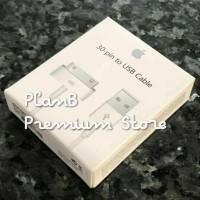 Kabel Data Charger Cable iPad 1 - iPad 2 - iPad 3 Original - 30Pin 1M