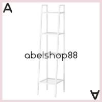 Ikea Rak Susun Besi 4 Tingkat Rak Buku Dan Hiasan Ruangan Lerberg -