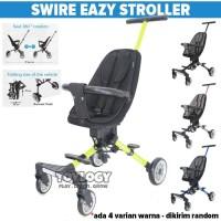 Swire Eazy Stroller Lipat Kursi Dorong Tarik Anak Bayi Balita SW969-1