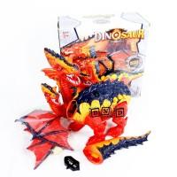 SALE AS IS Mainan Anak 3 Head Walk Dinosaur Dino Kepala Naga Bertelur