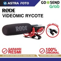 Rode Videomic + Rycote (Directional On-Camera Microphone with Rycote)