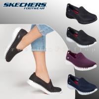 SKECHERS Gowalk Smart Original Sepatu Sneakers Wanita - Free Dus