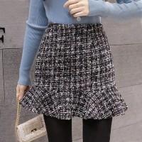 (#9803)Thylane Skirt/Rok Pendek/Rok Mini/Rok Pesta