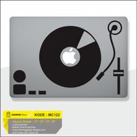 Decal Sticker Macbook Sticker Laptop Aksesoris Macbook DJ