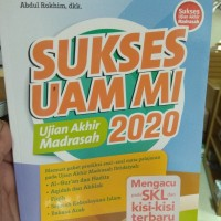 Sukses UAM MI Ujian Akhir Madrasah 2020