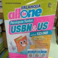 Erlangga All In One Persiapan Tuntas USBN dan US Untuk SD MI