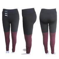 Pakaian Olahraga Wanita Legging Panjang Aerobic Yoga Insport 8006