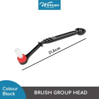 Espresso Group Head Cleaning Brush