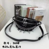 Tas Selempang BALEN Import Waistbag Fashion Wanita Premium Leather