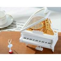 Kotak Musik Piano Musical Box