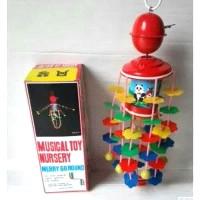 mainan bayi merry go round / krincingan bayi