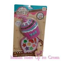 Mainan Make Up Karakter Ice Cream