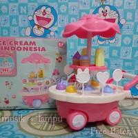 Mainan Ice Cream Trolley Terbaru