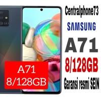 Samsung A71 8/128GB GARANSI RESMI SEIN
