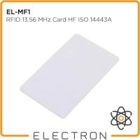 RFID 13.56 MHz 1K Card Tag NFC HF ISO 14443A Kartu Akses Absensi RC522