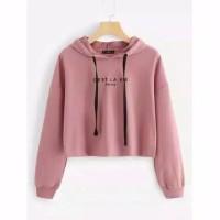 Sweater hoodie chest lavie